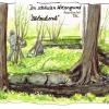 Bärlauchernte im Feuerbacher Tal