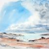 Wolkenstudie Bretagne