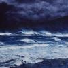 Hurricane - Hawaii - Aquarell