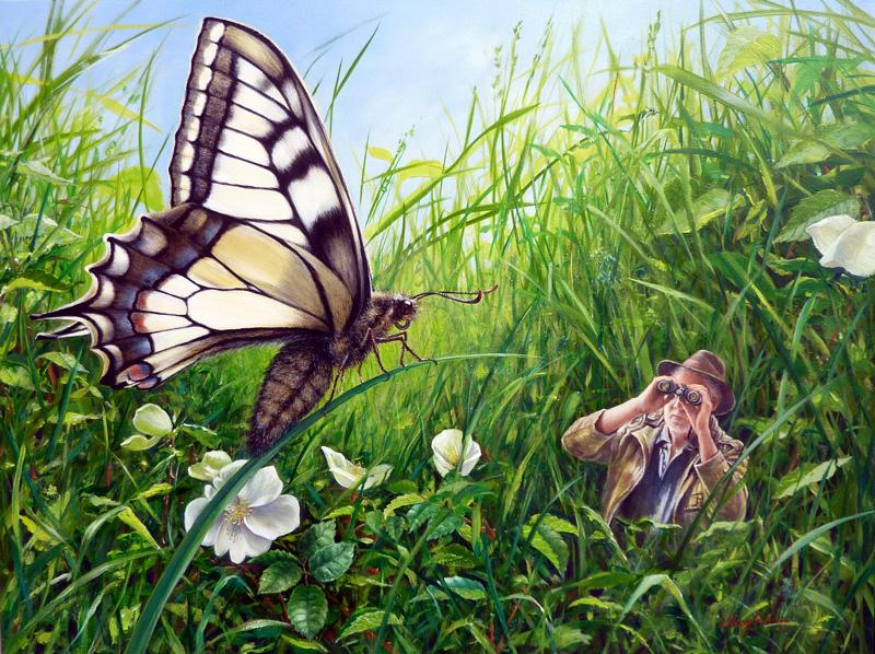 Der Naturforscher
