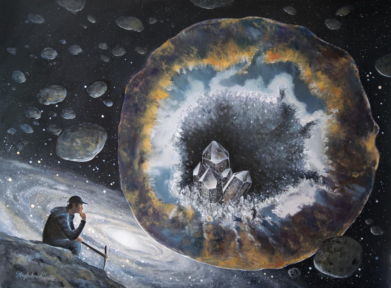Der Asteroidenfänger