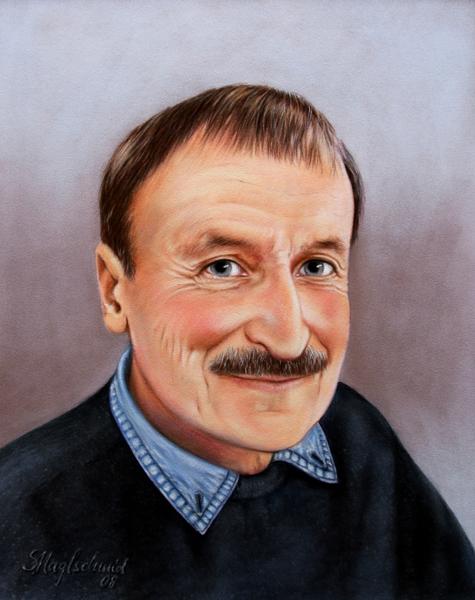 Pastel - Hans Schweigert