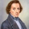 Pastel - Frederic Chopin