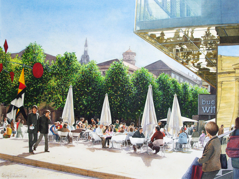 Sommerausstellung 2020 im Stuttgarter Künstlerbund
