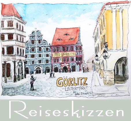Fine-Art-Prints - Reiseskizzen