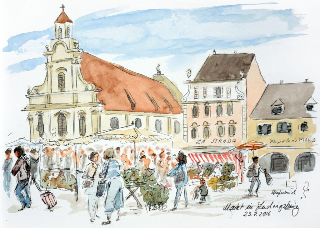 Ludwigsburger Markt-2016