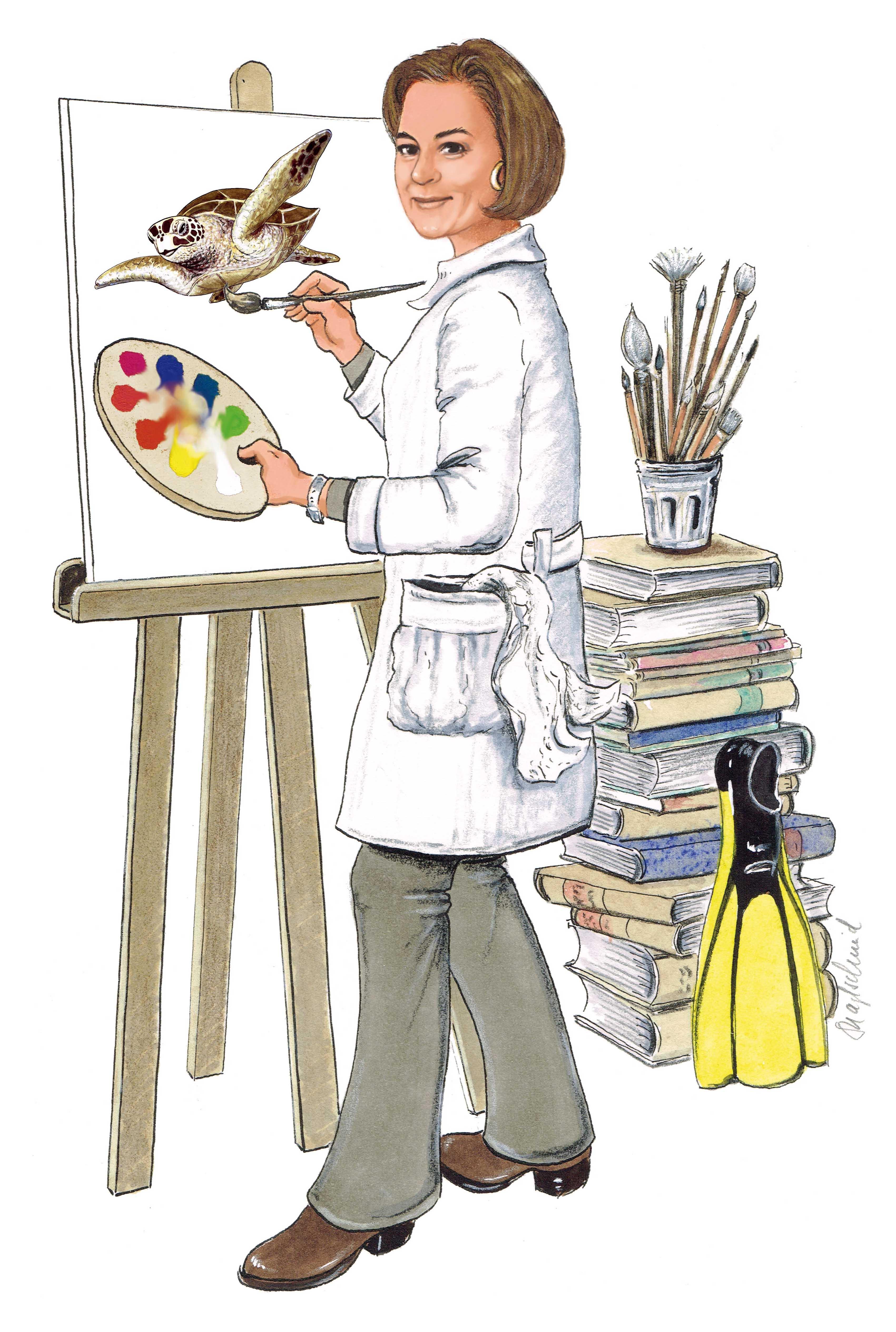 Workshop Figuren Zeichnen Leicht Gemacht The Art Of Stephanie