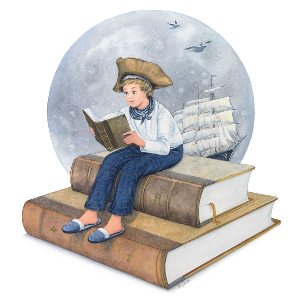 Illustration Stuttgarter Buchwochen