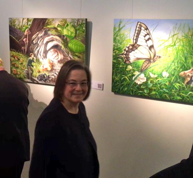 Ausstellung Galerie Herrenberg