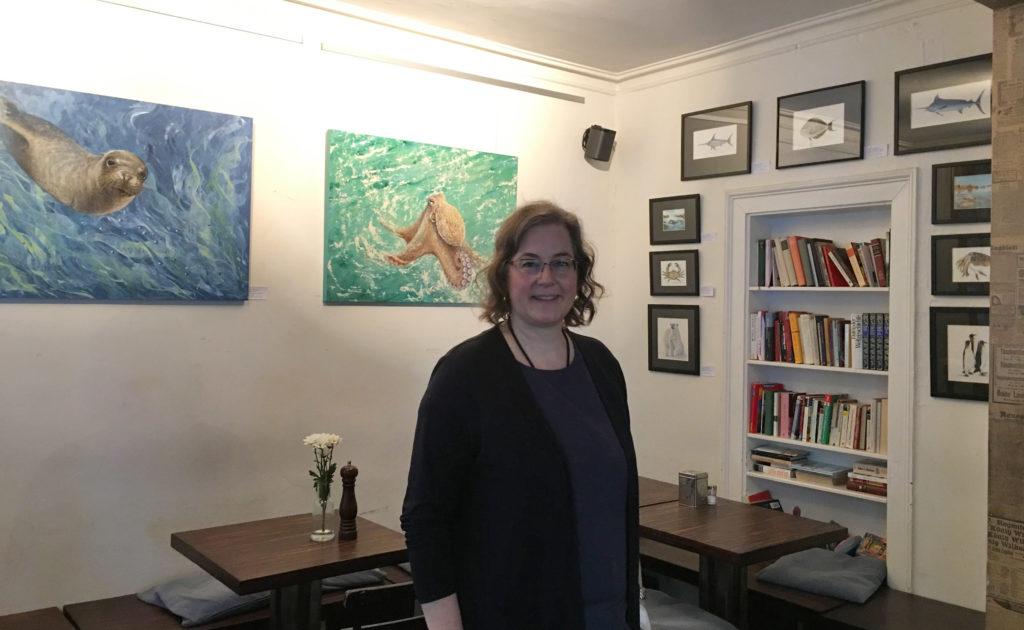 Ausstellung Café Moulu