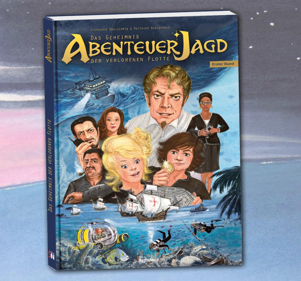 COMIC - AbenteuerJagd - Band 1