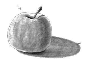 Einfach zeichnen lernen - Teil 4: Licht und Schatten verstehen