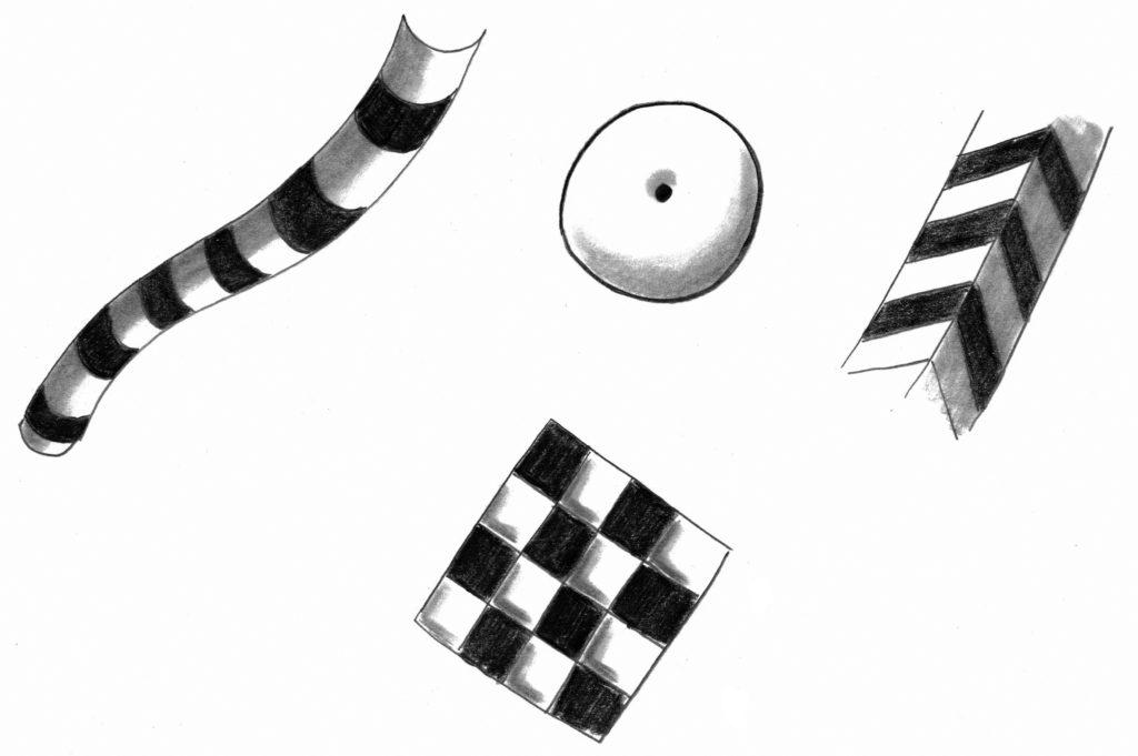 Einfach zeichnen lernen - Teil 3: Linie, Fläche und Form verstehen