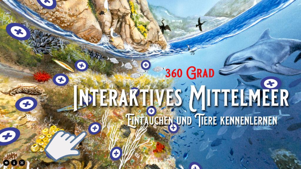 360° - Mittelmeer